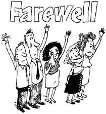 Farewell Good Luck Clipart - Clipart Kid