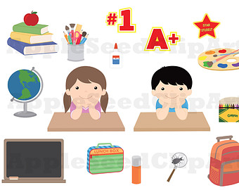 Student Clipart   Etsy