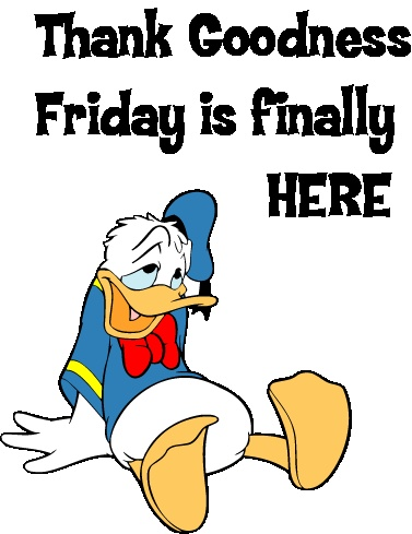 Thank Goodness Friday Is Finally Here   Friday Happy Friday Blessed