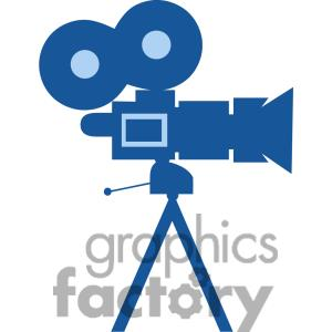 Acting Camera Clipart - Clipart Kid