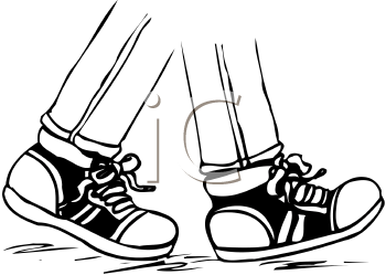 Walking Feet Clipart   Clipart Panda   Free Clipart Images