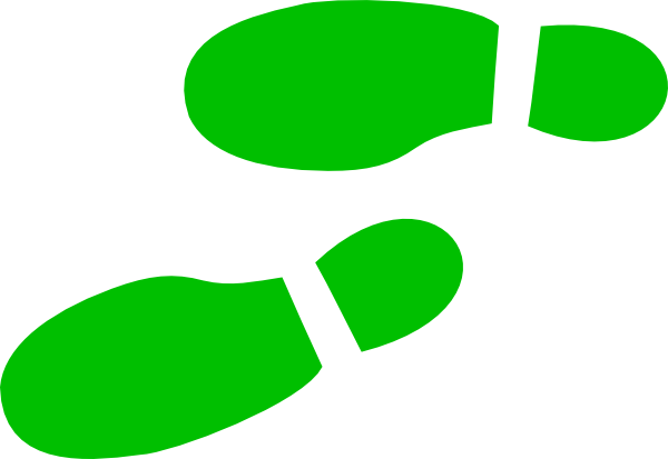 Walking Shoes Clip Art Pic  21