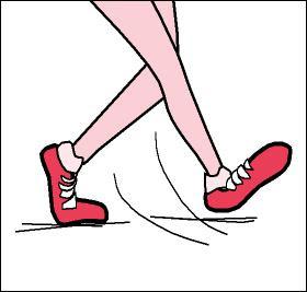 Showing post & media for Cartoon walking sneakers | www ...