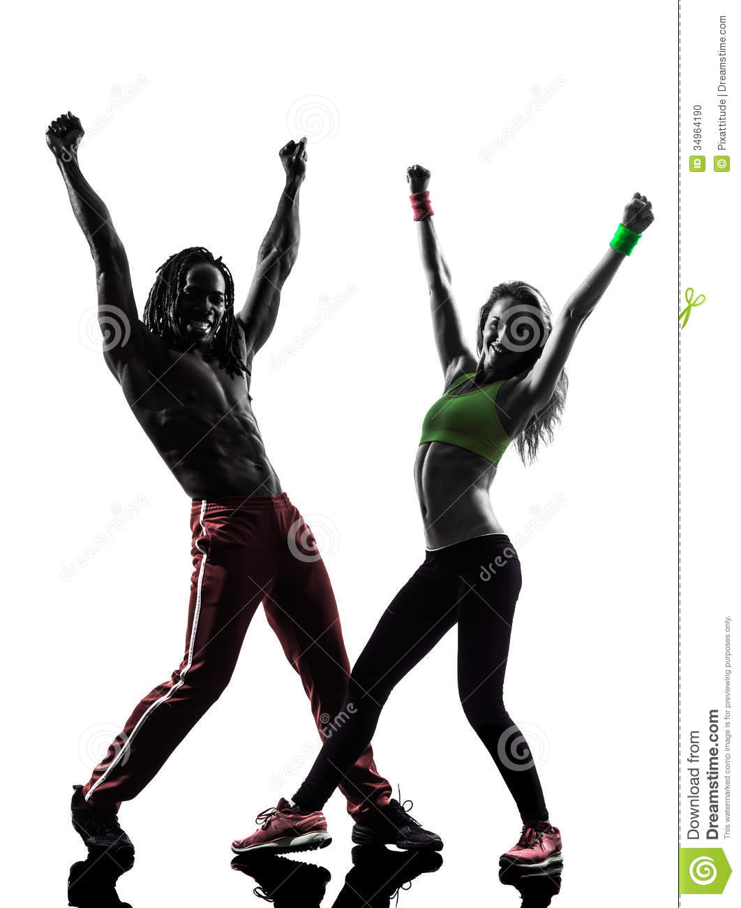 Displaying 19  Images For   Zumba Clipart