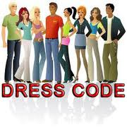 Dress Code Policy Policy Jica Student Dress Docx Electronic Devices