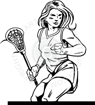 girls lacrosse clipart clipart suggest girl lacrosse player clipart Girls Lacrosse Stick