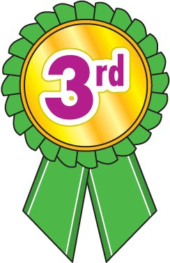3rd Place Award Clipart - Clipart Kid