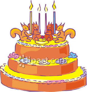 2011   Posted In Birthday Cake  Birthday Cakes  Birthday Clip Art