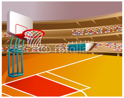 Basketball Stadium Stock Image And Royalty Free Vector Files On