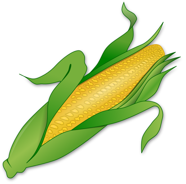 Corn On The Cob Clipart - Clipart Suggest