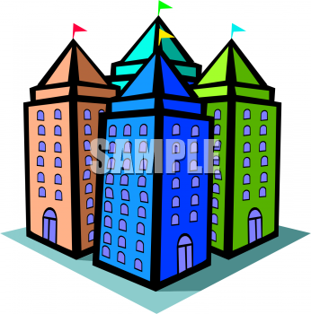 Friend Tweet Home Clipart Buildings Architecture Tower 106 Of 216