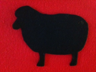 Library Noise  Flannel Board Friday  Baa Baa Black Sheep