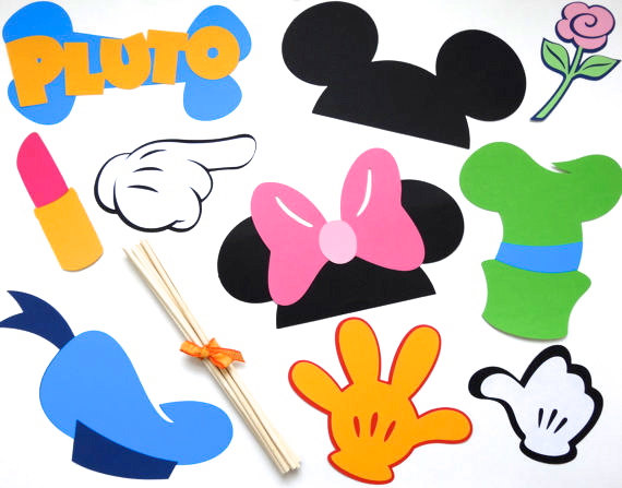 Mickey Mouse Clubhouse Clip Art   Cliparts Co