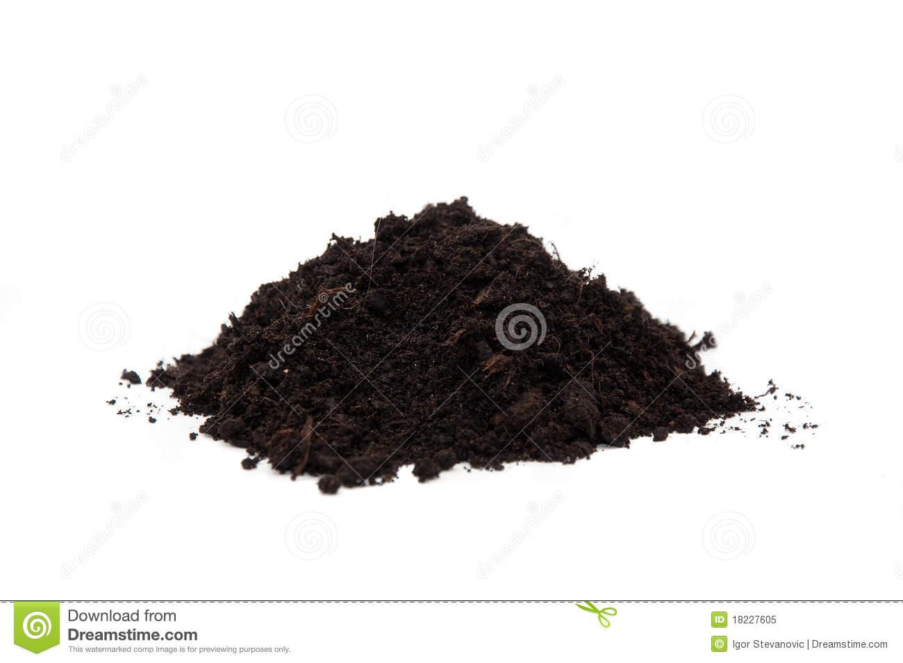 Soil pile clipart pile of black garden soil psqeob for Black garden soil