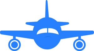 vacation airplane clip art - photo #26