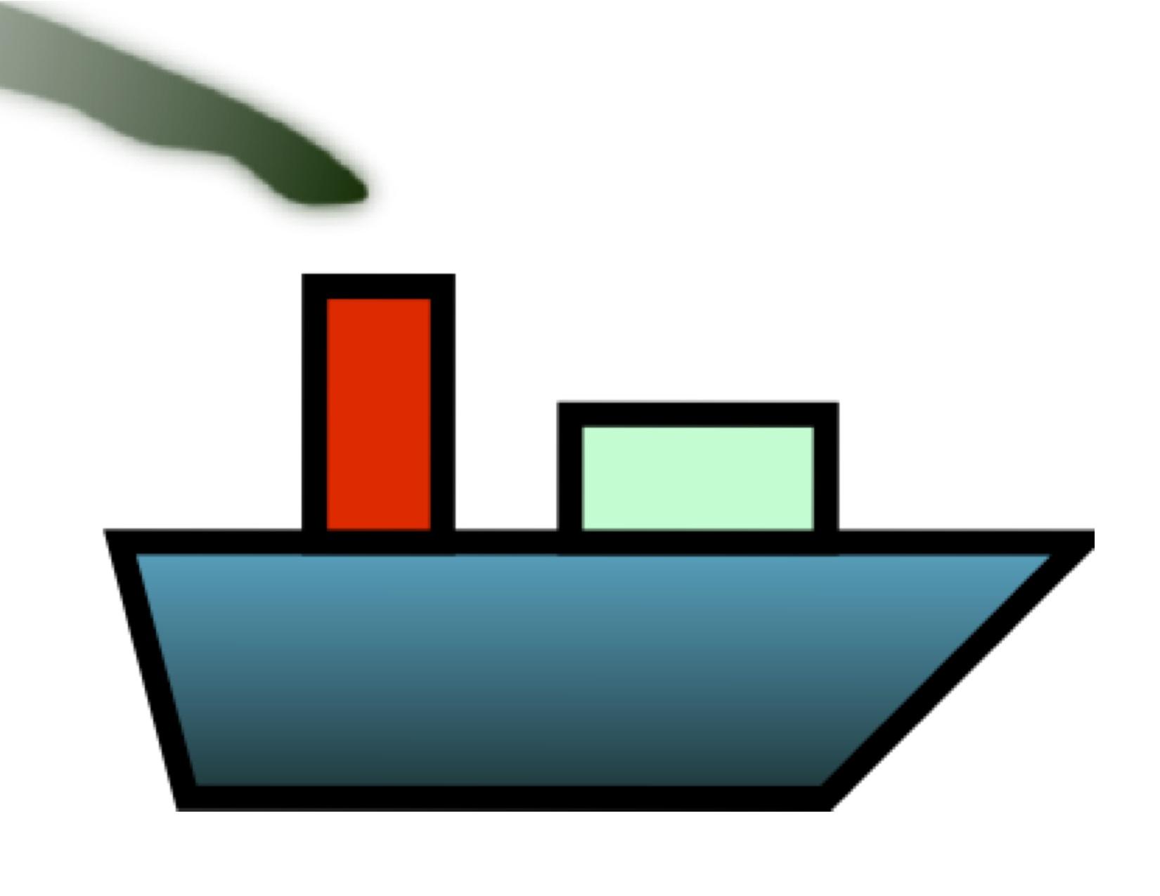 Cargo Ship Clipart - Clipart Kid