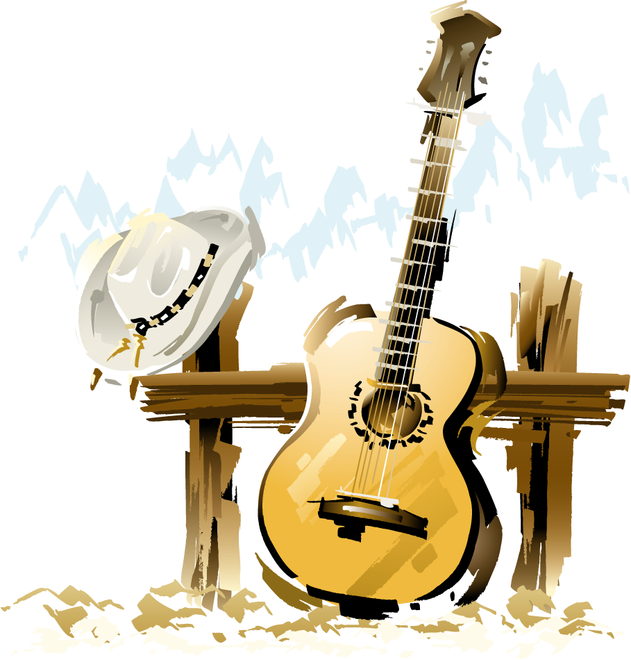 Country music guitar clip art galleryhip com the hippest galleries