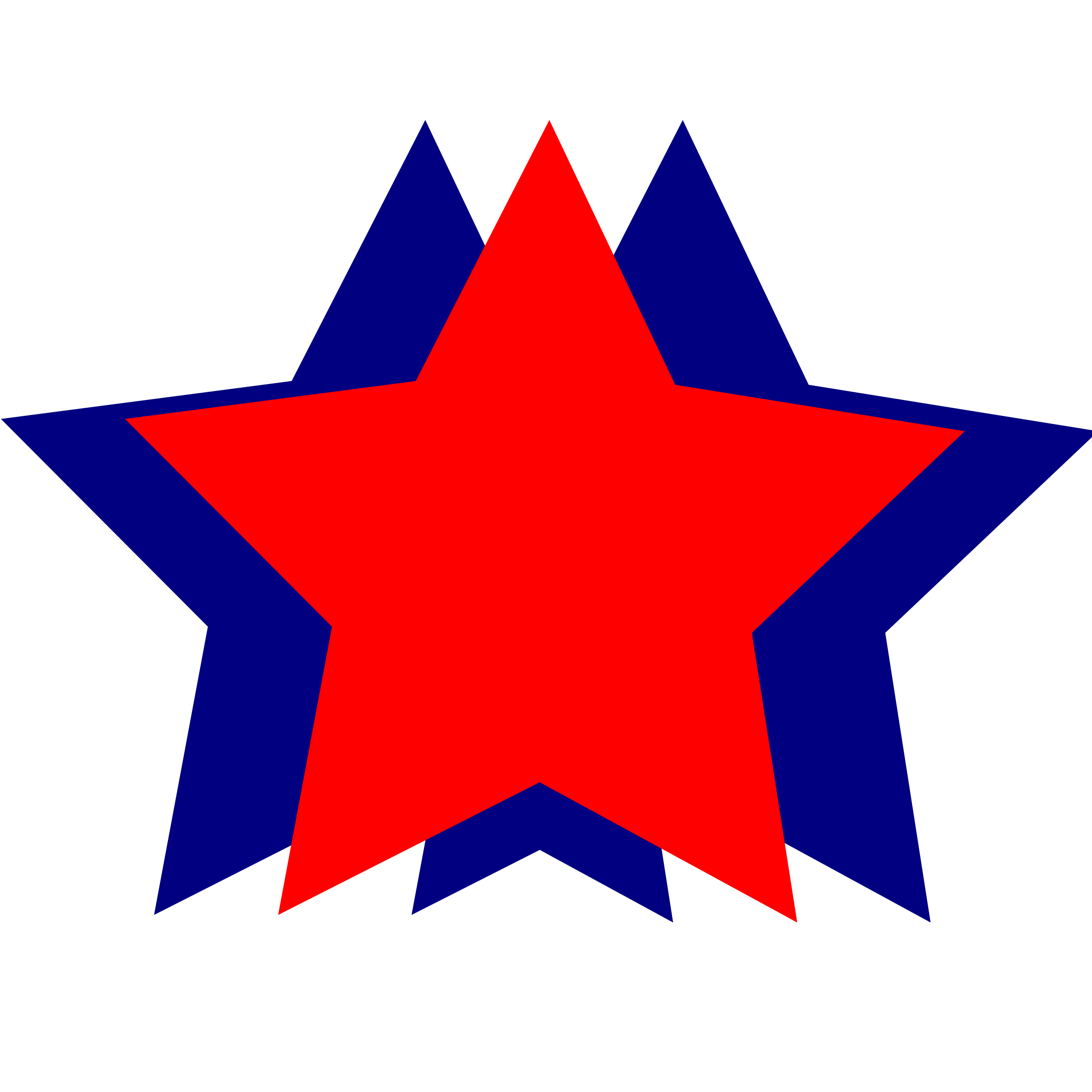Red White And Blue Stars Clipart - Clipart Suggest - photo#3