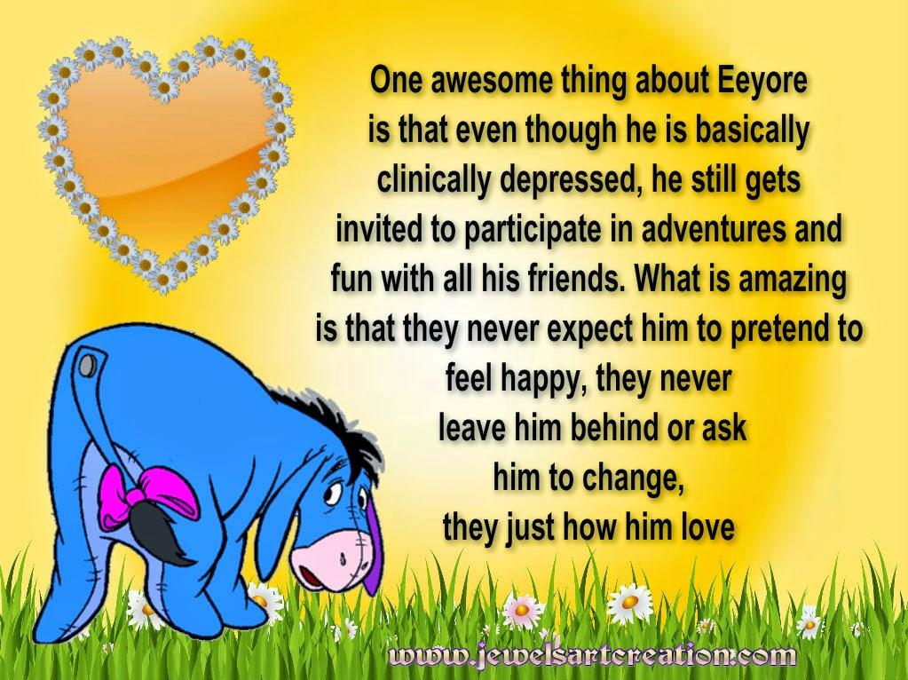 Eeyore lyrics