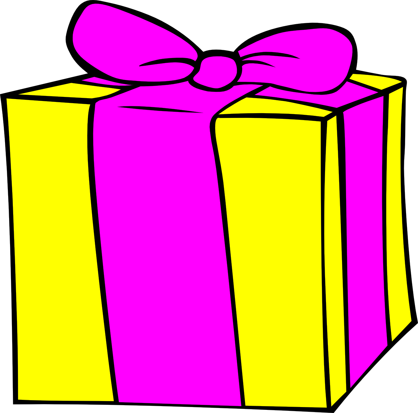 Open Birthday Present Clipart   Clipart Panda   Free Clipart Images