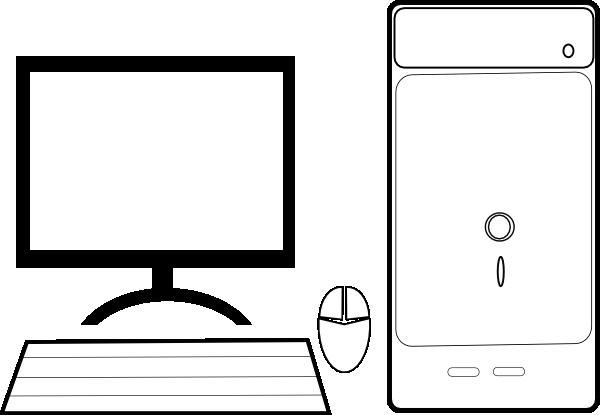 Clip Art Computer Parts Clipart - Clipart Kid