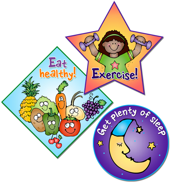Healthy Kids Clipart   Clipart Panda   Free Clipart Images