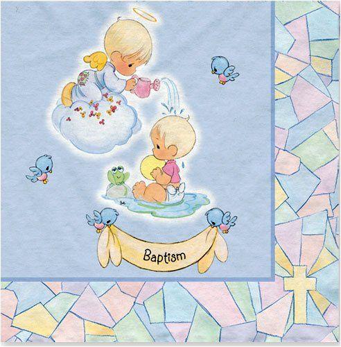 Precious Moments Baptism Clipart - Clipart Suggest