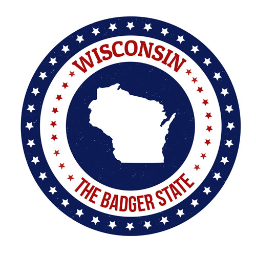 Wisconsin Badger State Nickname