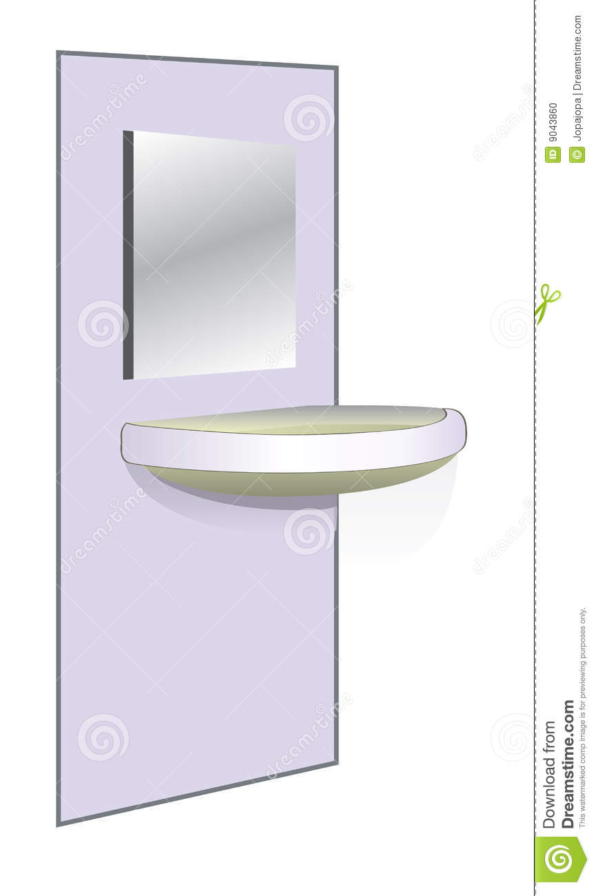 Bathroom Counter And Sink Clipart - Clipart Suggest