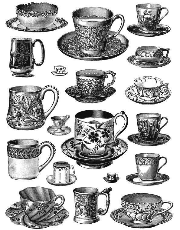 Free Tea Cup Clip Art For You