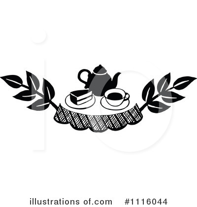 Party Clip Art Black And White