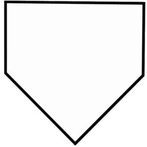 baseball home plate clipart clipart suggest crossed baseball bats clipart black and white Baseball Bat and Ball