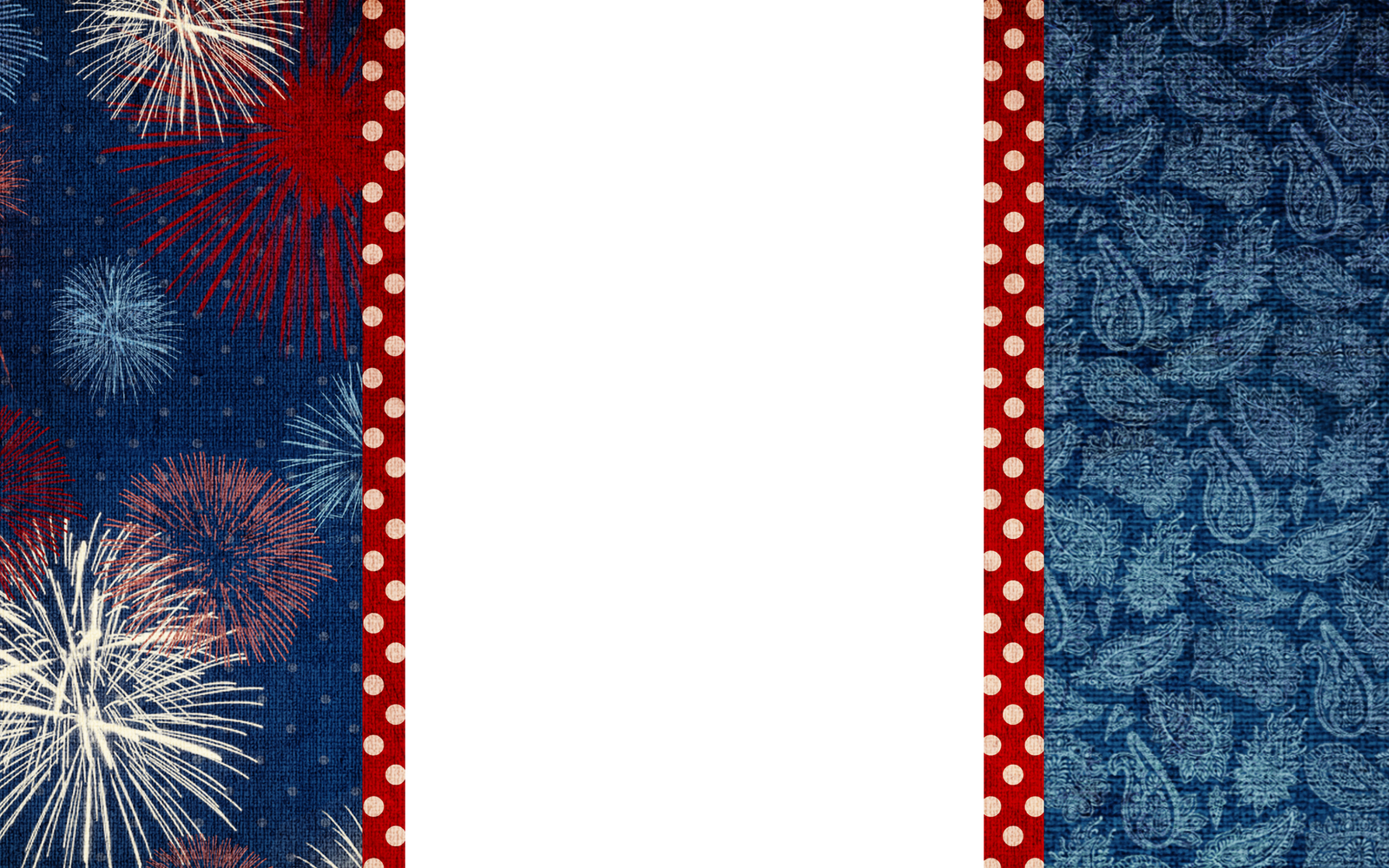 4th Of July Fireworks Border Clipart Panda Free Clipart Images
