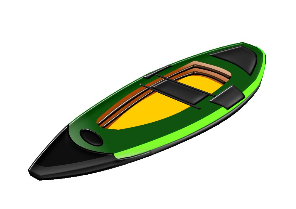 Hawaiian Canoe Clipart - Clipart Kid