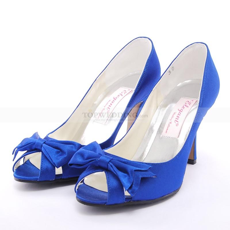 royal blue high heels  eBay