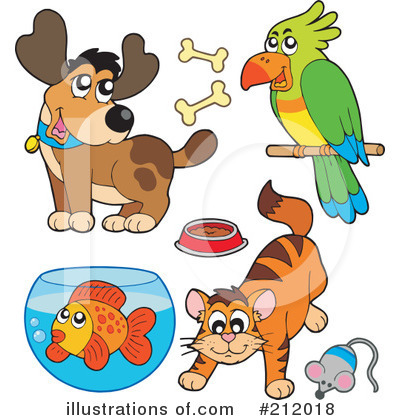 Clip Art Free Animals Pets