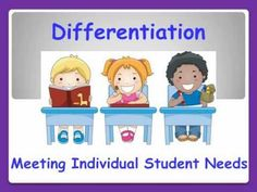 Differentiated Instruction  2 Videos  More