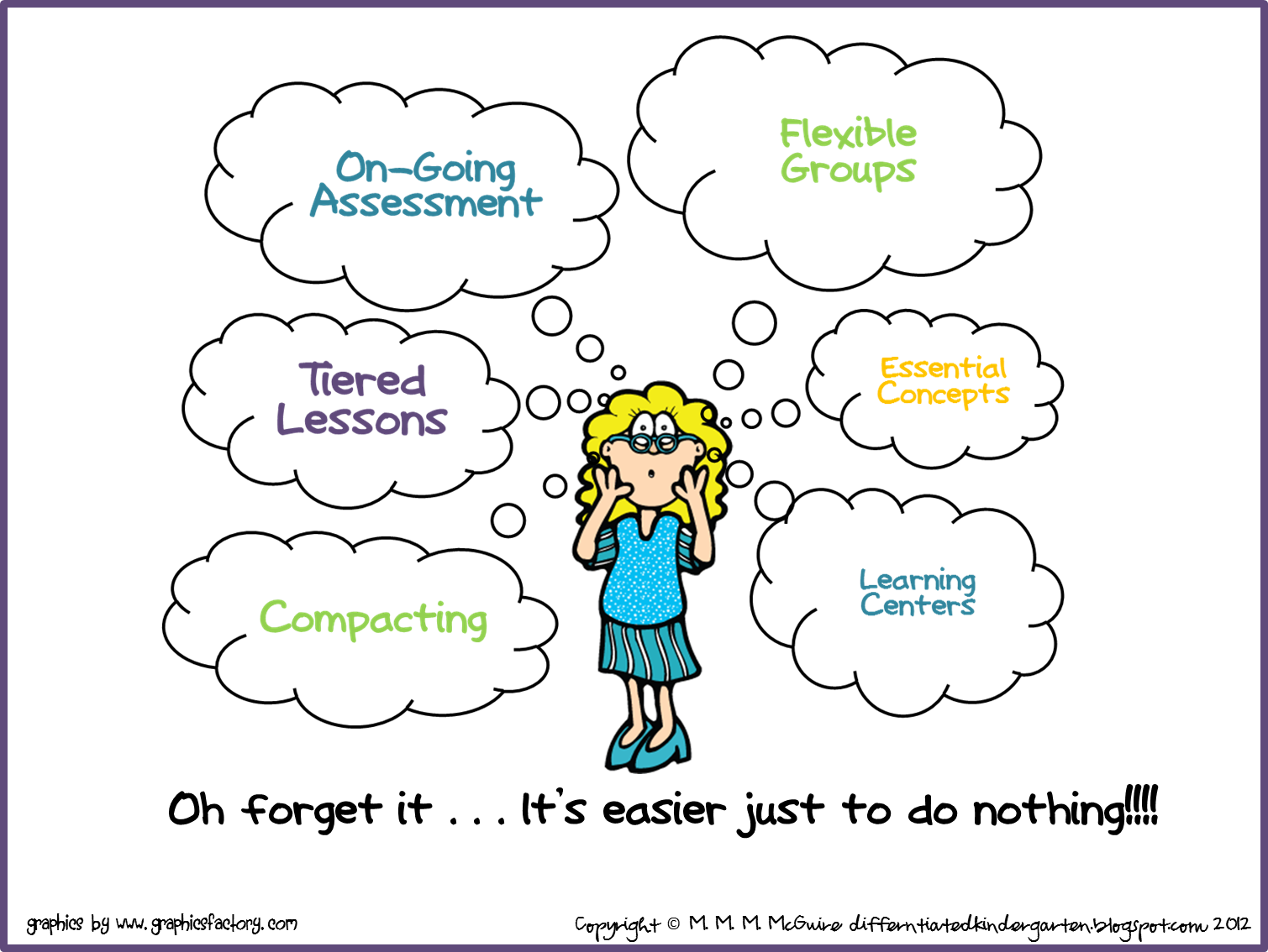 For Many Teachers Differentiated Instruction Can Be Overwhelming