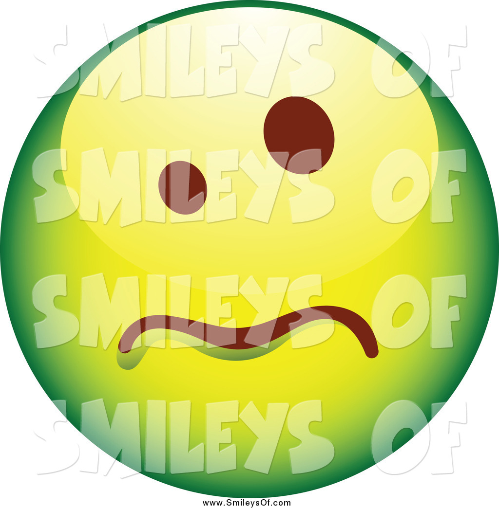 June 21st 2014 Sick Green Smiley Face June 20th 2014 Moodie Smiley