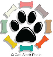 Pets Food Vector Clip Art Royalty Free  7918 Pets Food Clipart Vector