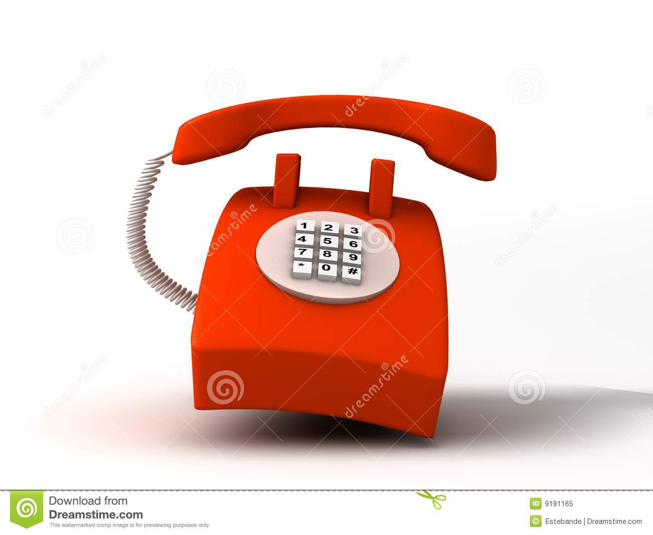 Ringing Telephone 9191165jpg