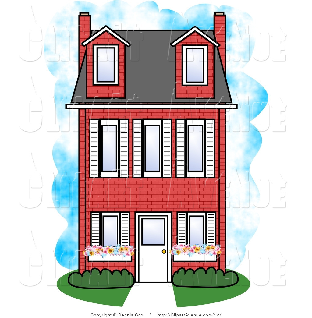 Old Tall Buildings Clipart - Clipart Kid