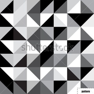 Textures   Black And White Triangle Pattern Background Texture