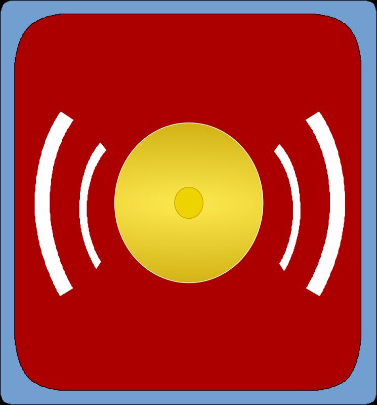 Alarm Symbol By Arvin61r58   Alarm Symbol Icon