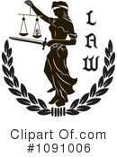Royalty Free  Rf  Lady Justice Clipart Illustration  1138202 By