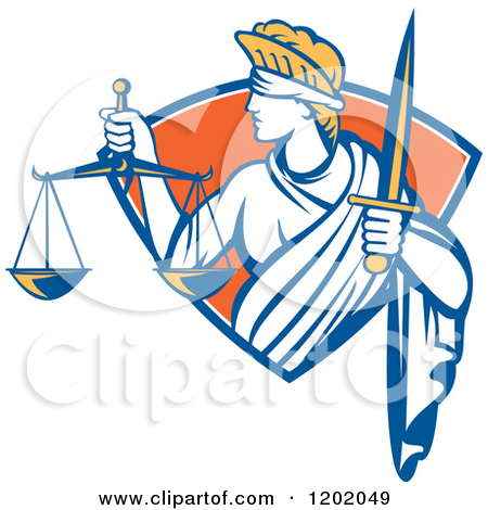 lady justice clipart clipart kid