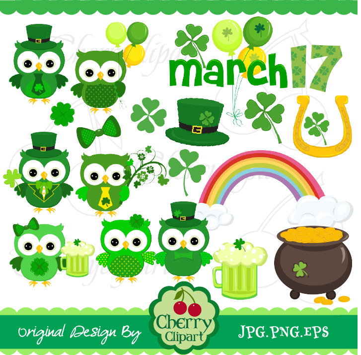 Minnie St. Patrick's Day Clipart - Clipart Kid