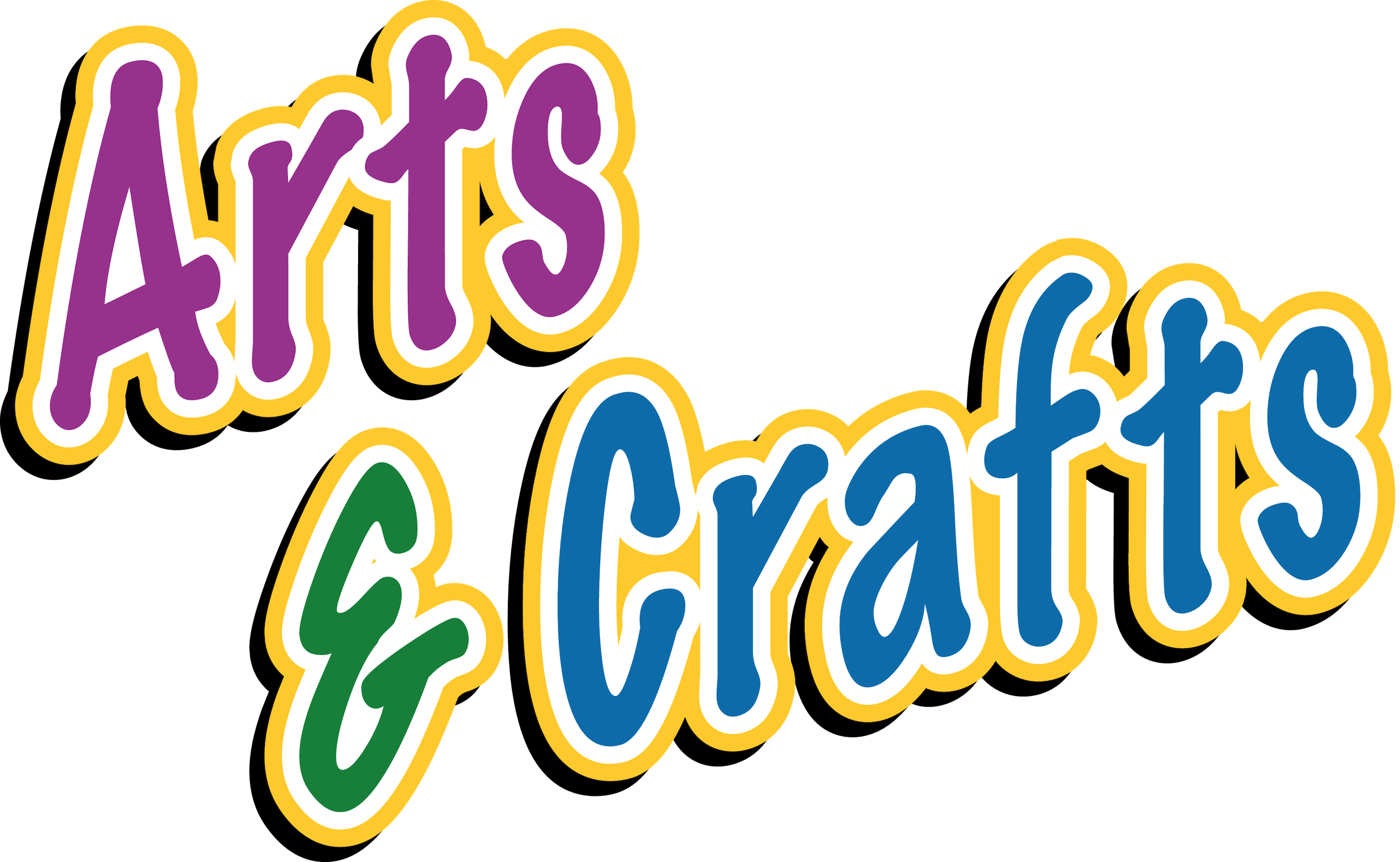 Words Arts And Crafts Clipart   Free Clip Art Images