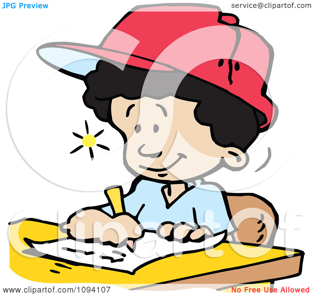 Daily 5 Work On Writing Clipart - Clipart Kid