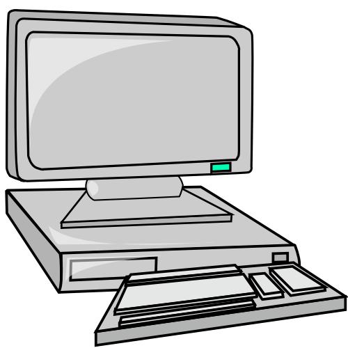 Www Wpclipart Com Computer Pcs Desktop Computers Computer 1 Png Html